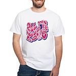 Need Love White T-Shirt