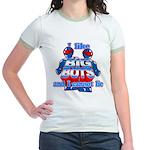 I Like Big Bots Jr. Ringer T-Shirt