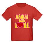 Haight Love Kids Dark T-Shirt