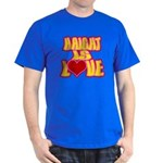 Haight Love Dark T-Shirt