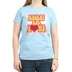 Haight Love Women's Light T-Shirt