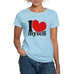 I LOVE Myself Women's Light T-Shirt