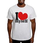 I LOVE Myself Light T-Shirt