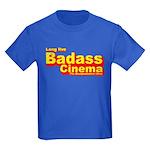 Badass Cinema Kids Dark T-Shirt