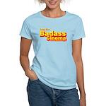 Badass Cinema Women's Light T-Shirt