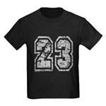Number 23 Kids Dark T-Shirt