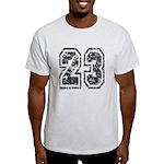 Number 23 Light T-Shirt
