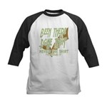 Been There Kids Baseball Jersey
