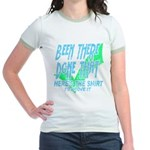 Been There Jr. Ringer T-Shirt
