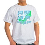 Been There Light T-Shirt
