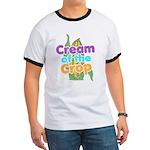 Cream of the Crop Ringer T