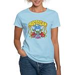 Hippie Musician Women's Light T-Shirt