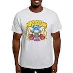 Hippie Musician Light T-Shirt