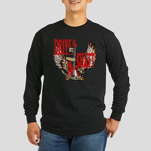 Drive Shaft Long Sleeve Dark T-Shirt