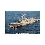 USS McCLUSKY Rectangle Magnet