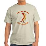 Ask Me Weiner Light T-Shirt