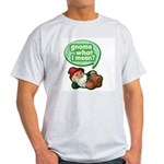 Gnome What I Mean Light T-Shirt