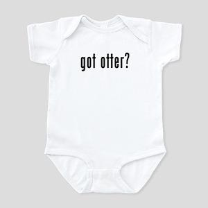 GOT OTTER Infant Bodysuit