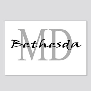 Bethesda thru MD Postcards (Package of 8)