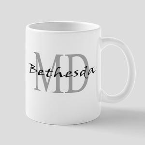 Bethesda thru MD Mug