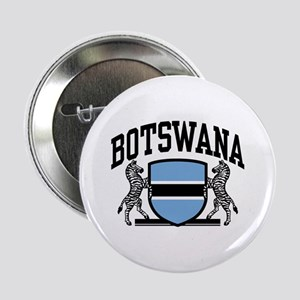 "Botswana 2.25"" Button"