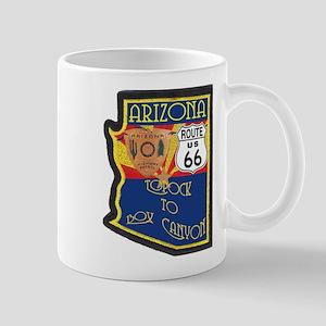 AZ HP Route 66 Mug