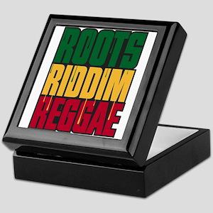 Roots Riddim Reggae Keepsake Box