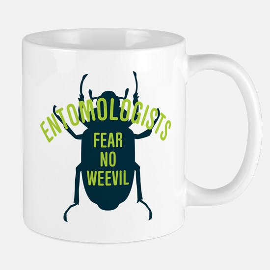 Fear No Weevil Mugs