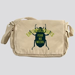 Fear No Weevil Messenger Bag