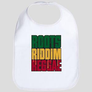 Roots Riddim Reggae Bib