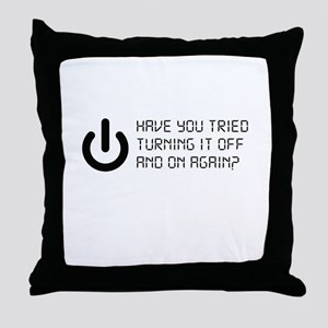 I.T. Throw Pillow