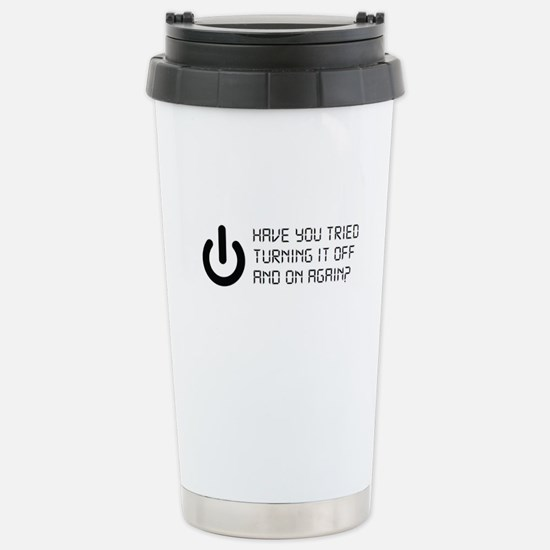 I.T. Stainless Steel Travel Mug