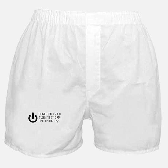 I.T. Boxer Shorts