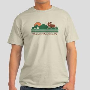 Adirondack Mountains NY Light T-Shirt