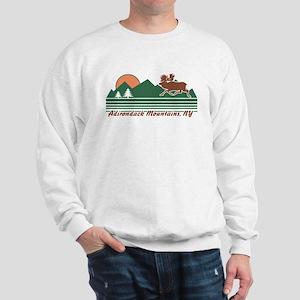Adirondack Mountains NY Sweatshirt