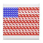 Foal Flag Tile Coaster