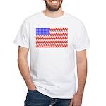 Foal Flag White T-Shirt
