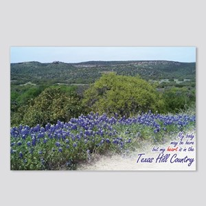 Texas Hill Country Postcards (Package of 8)
