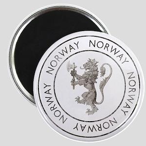 Vintage Norway Magnet