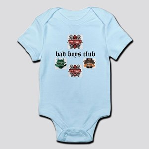 Bad Boys Baby Clothes Accessories Cafepress