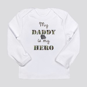 7x7daddyherotags Long Sleeve T-Shirt