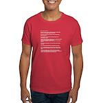 FoG Swiss FACTS Army Dark T-Shirt