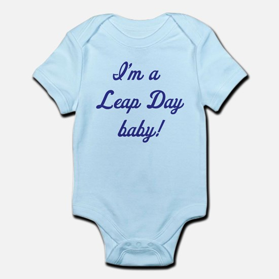 Leap day Infant Bodysuit