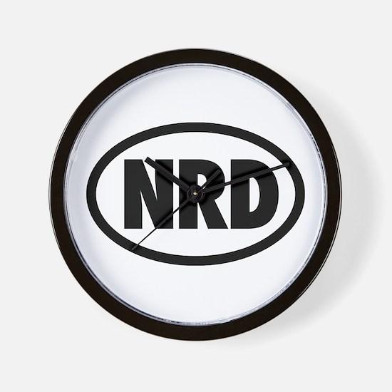 (NRD) Wall Clock