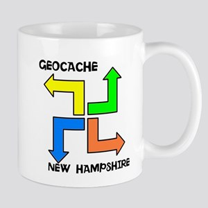 Geocache New Hampshire Mug