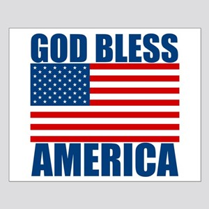 God Bless America Small Poster