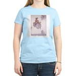 WH Robinson's Little Mermaid Women's Pink T-Shirt