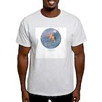 Tarrant's Little Mermaid Ash Grey T-Shirt
