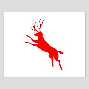 Deer Small Poster