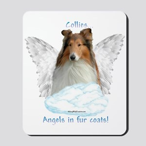 Collie 5 Mousepad